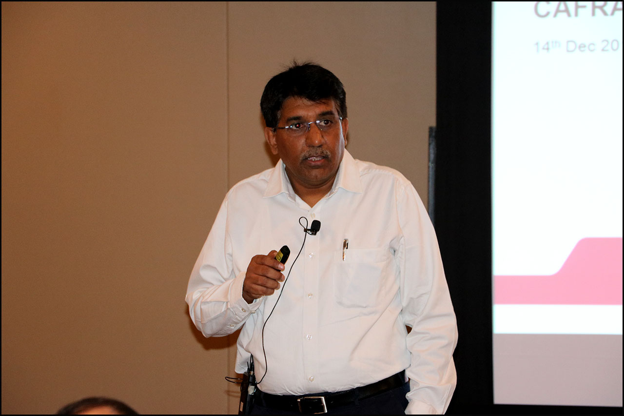 Cyril Anand CRO, Axis Bank