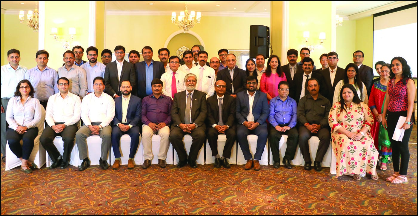 Photos at CAFRAL Program for NBFCs: Risk Management, Regulatory and Supervisory Issues