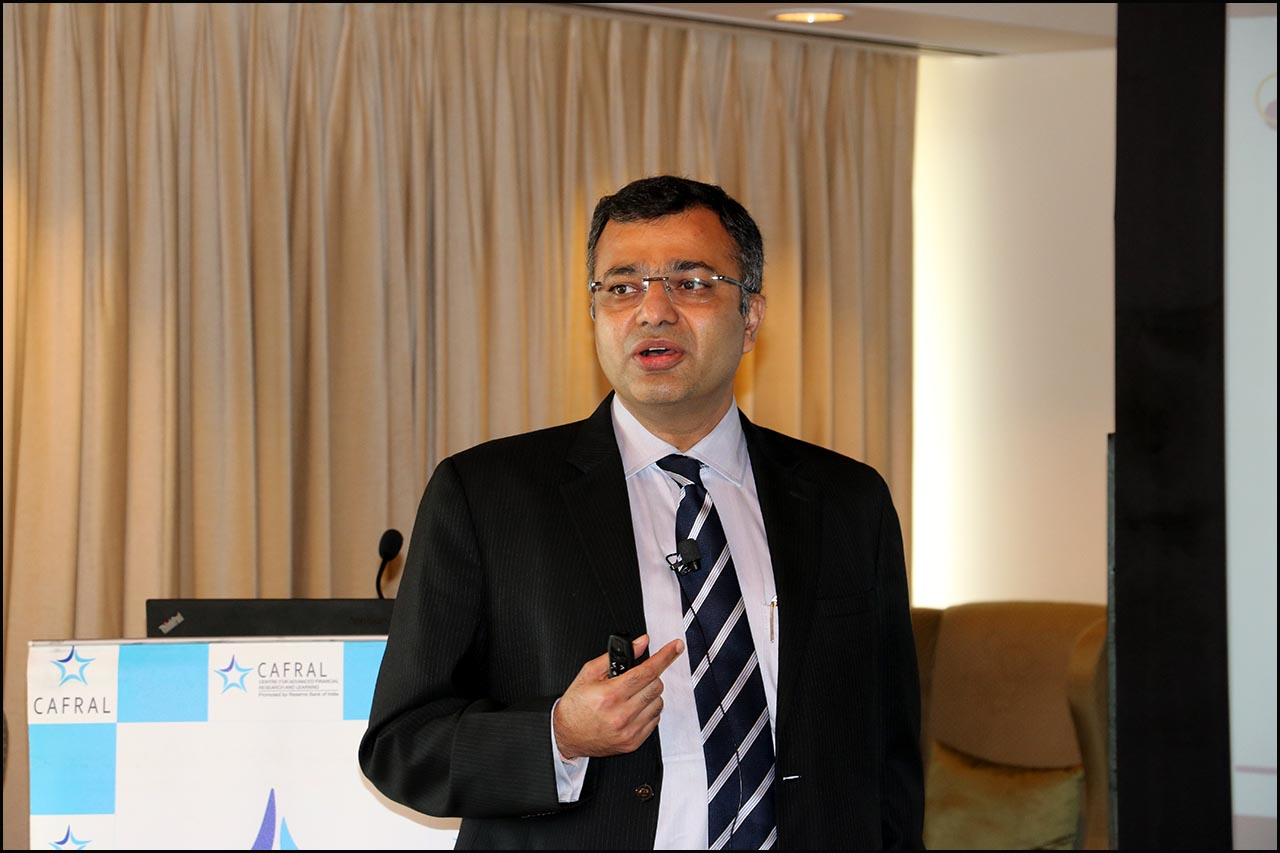 Nehal Vora, Chief Regulatory Officer, BSE