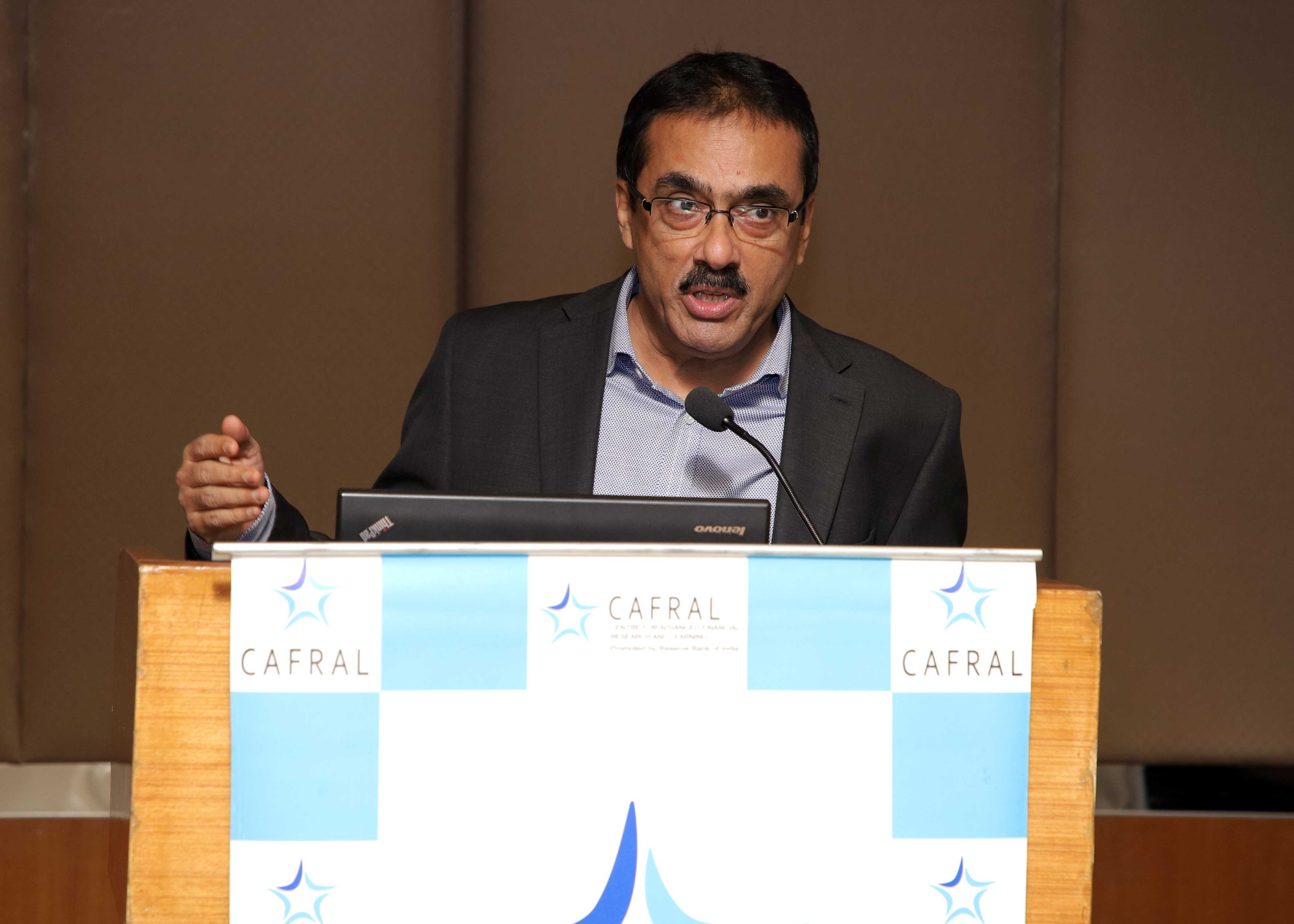 Pramod Kumar Panda, Senior Program Director, CAFRAL