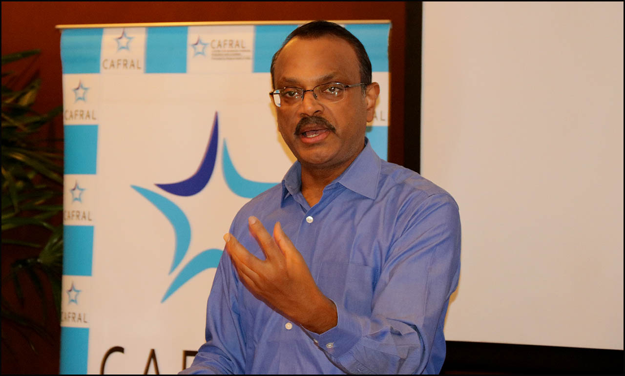 Ananth Narayan, Associate Professor, Finance, SPJIMR Director, Research, CAFRAL