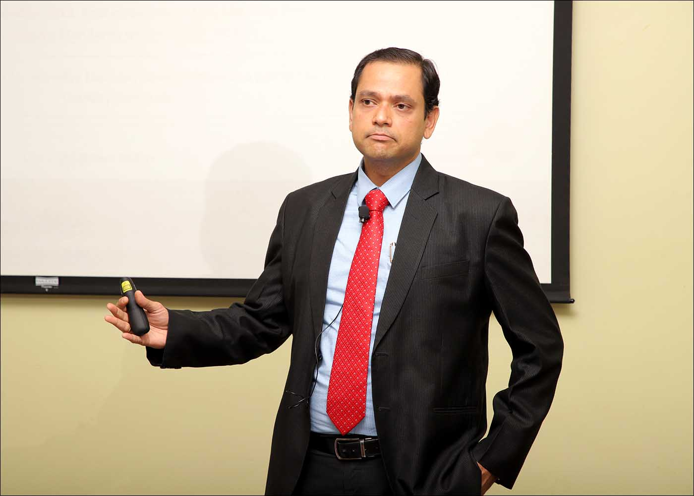 Amol Padhye, HDFC Bank Ltd.