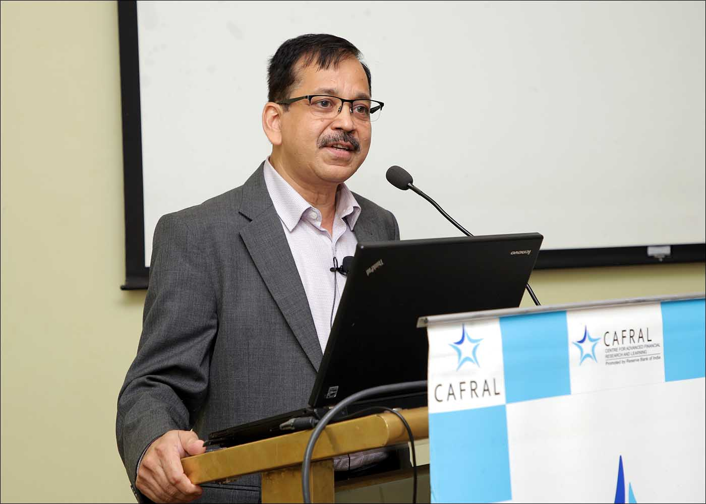 Manoranjan Mishra, CGM, DNBR, RBI