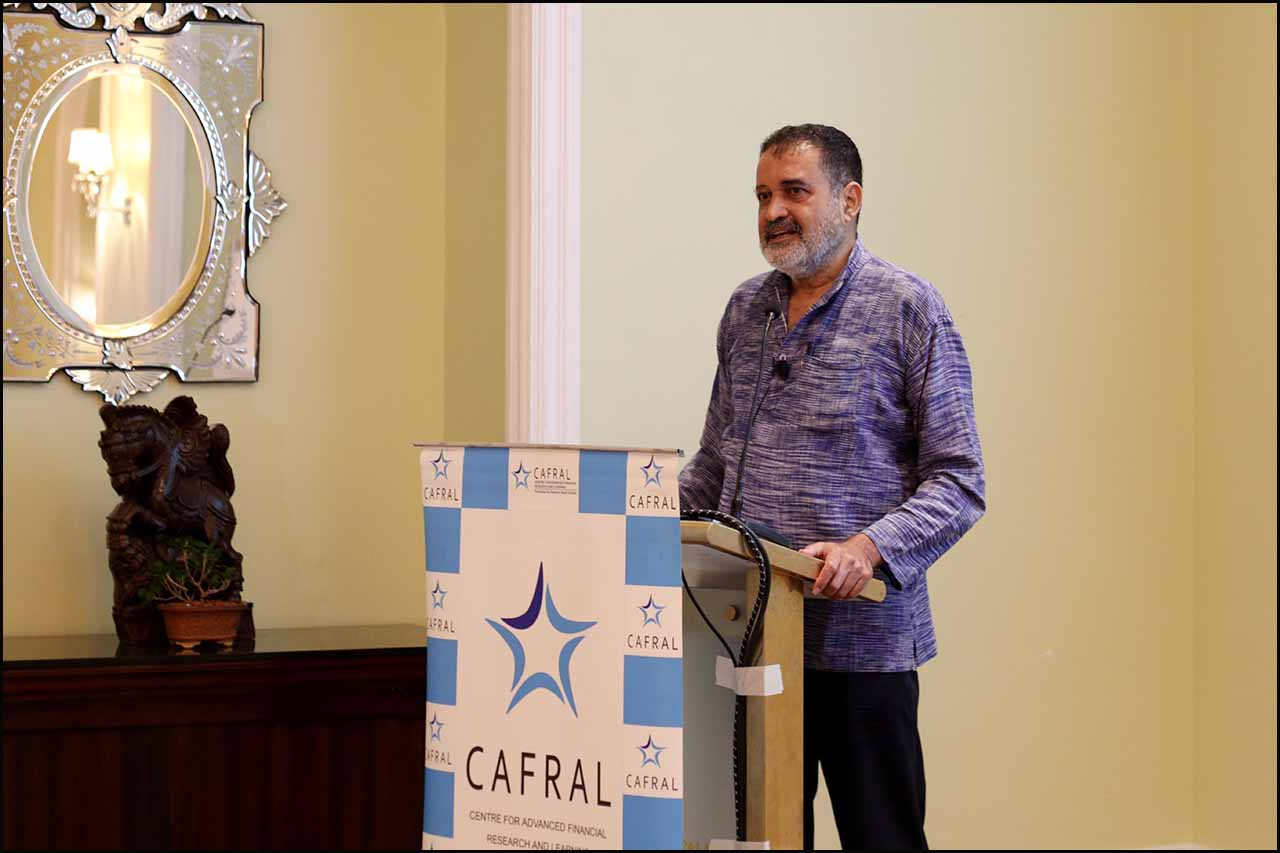T V Mohandas Pai, Chairman, Manipal Global Education; former Director, Infosys