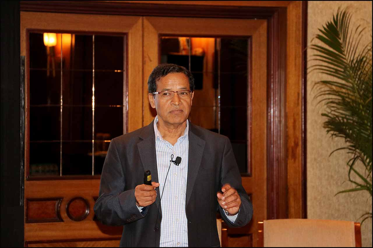 Dr. B K Bhoi, Visiting Fellow, IGIDR/ Former Principal Advisor, Monetary Policy Department , RBI