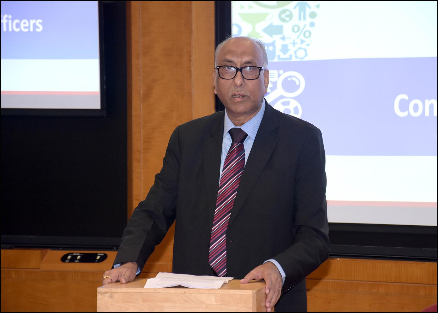 Shri. S. S. Mundra, Ex Deputy Governor, Reserve Bank of India