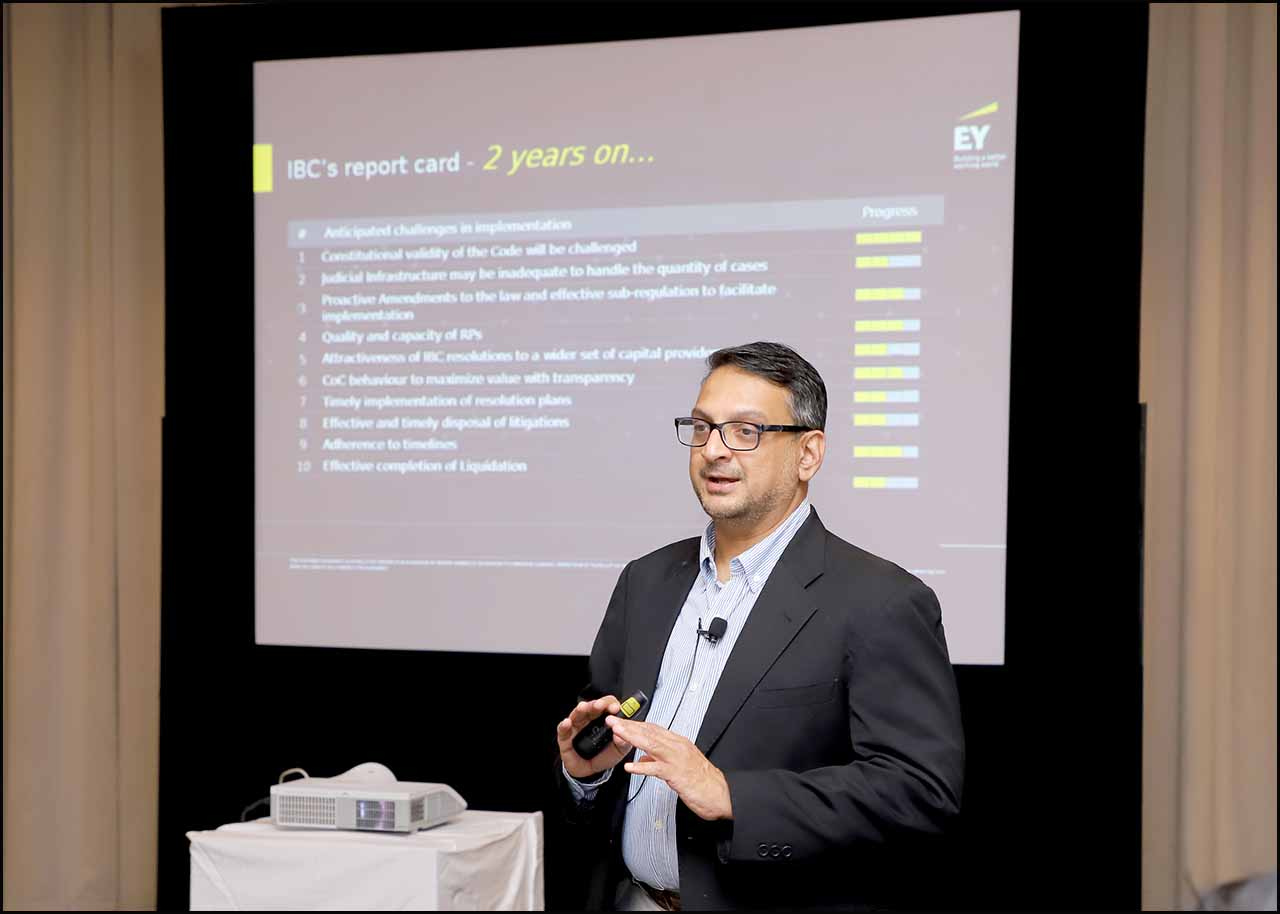 Abizer Diwanji Partner & National Leader-Financial Services, EY- India
