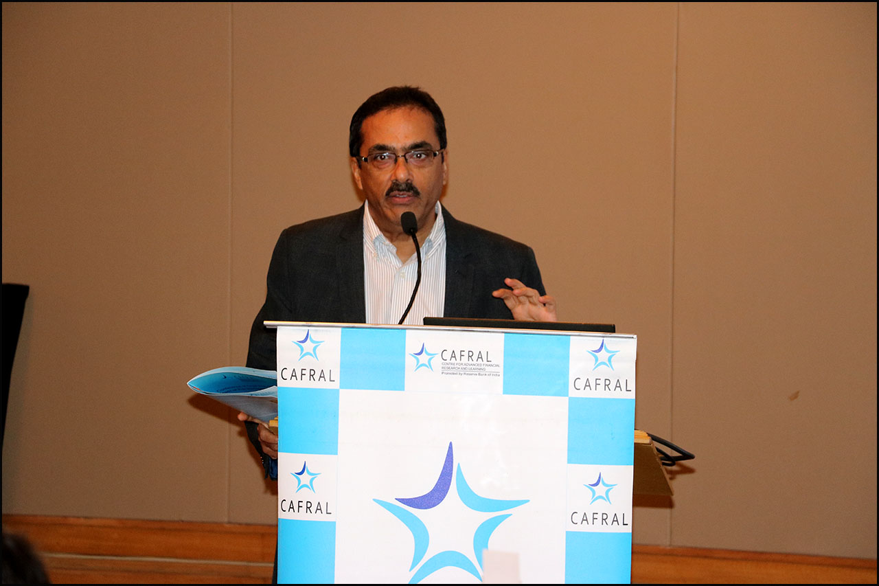 Pramod Panda Senior Program Director, CAFRAL