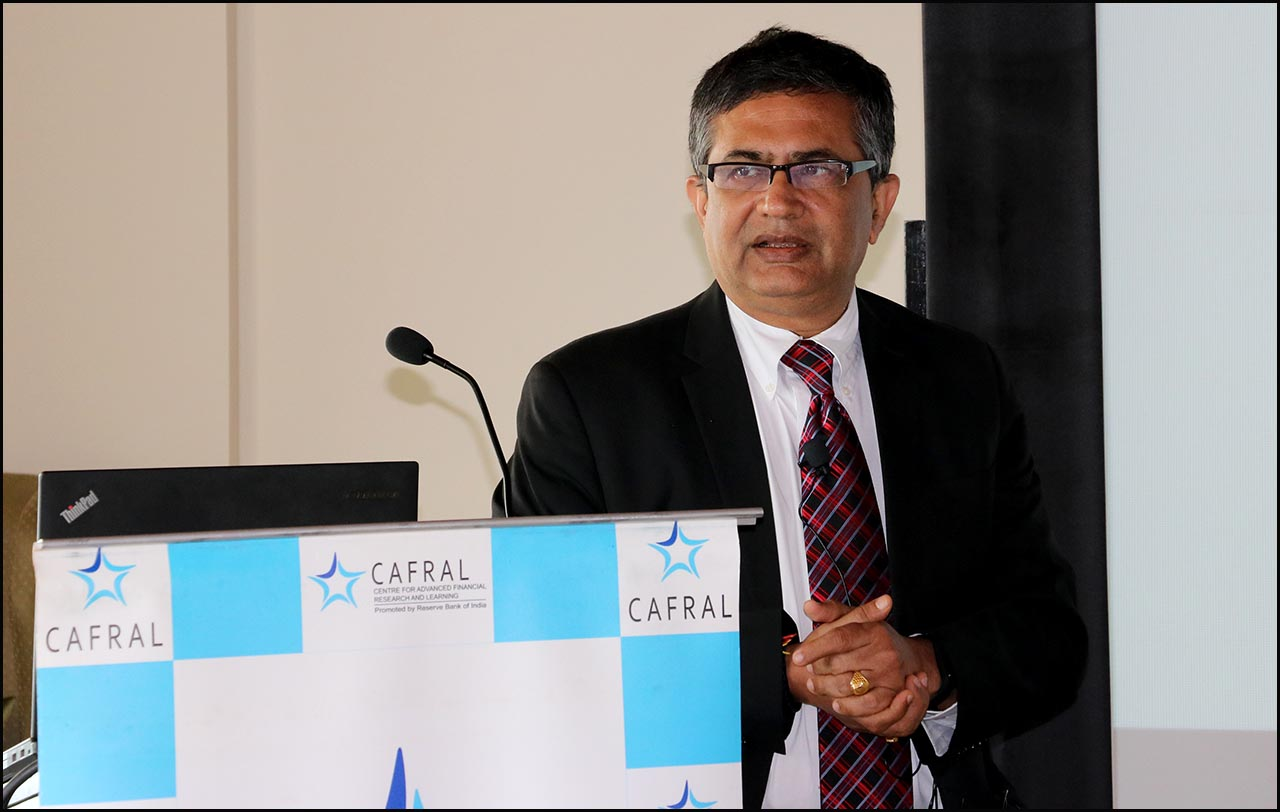 Ashish Kumar Chauhan, Managing Director & CEO, Bombay Stock Exchange