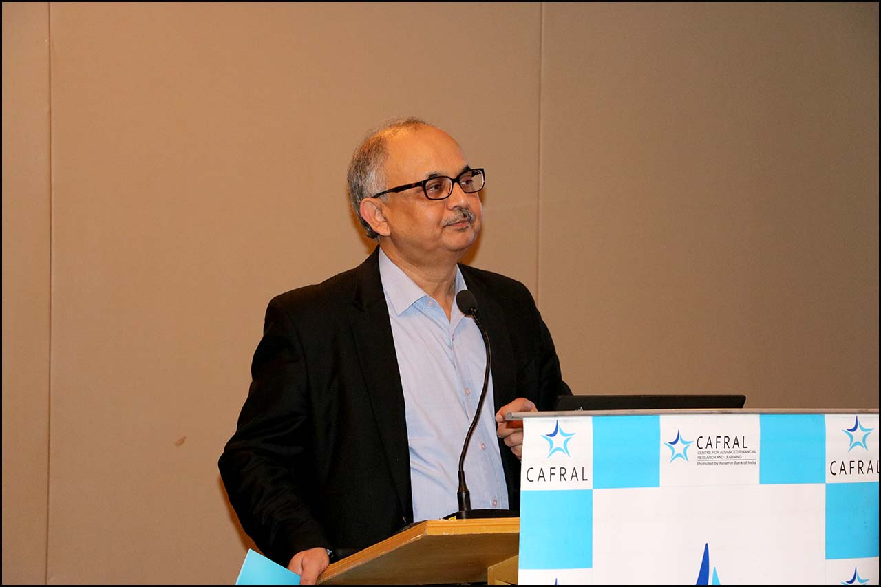 Chandan Sinha Interim Director, CAFRAL